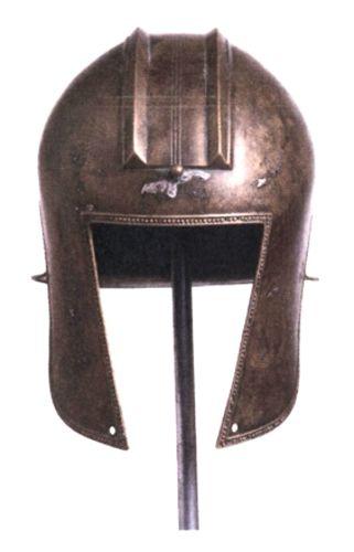 Coif greco-iliric - Muzeul Banatului - TIMIŞOARA (Patrimoniul Cultural National Mobil din Romania. Ordin de clasare: 2247/04.05.2012 - Tezaur)