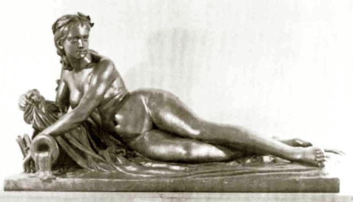 Sculptură - Georgescu, Ioan; Izvorul - Muzeul Naţional de Artă al României - BUCUREŞTI (Patrimoniul Cultural National Mobil din Romania. Ordin de clasare: 2510/24.01.2003 - Tezaur)