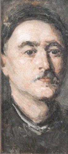 Pictură - Grigorescu, Nicolae; Autoportret - Muzeul Naţional de Artă al României - BUCUREŞTI (Patrimoniul Cultural National Mobil din Romania. Ordin de clasare: 2251/22.04.2013 - Fond)