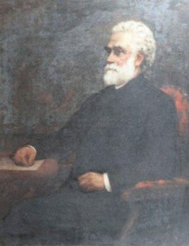 Pictură - Loghi, Kimon; Portretul lui I.C. Brătianu - Muzeul Naţional de Artă al României - BUCUREŞTI (Patrimoniul Cultural National Mobil din Romania. Ordin de clasare: 2251/22.04.2013 - Fond)