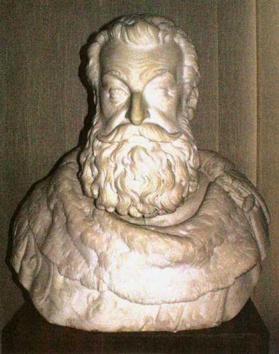 Sculptură - Focşăneanu, Paul; Mihai Viteazul - Muzeul Naţional de Artă al României - BUCUREŞTI (Patrimoniul Cultural National Mobil din Romania. Ordin de clasare: 2532/25.02.2003 - Tezaur)