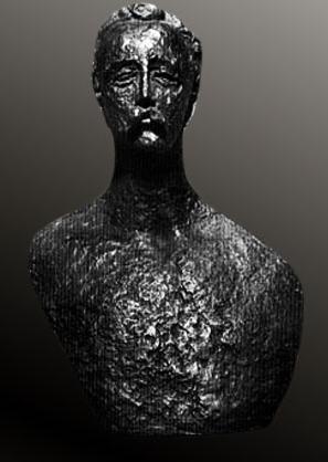 sculptură - Brâncuşi, Constantin; Petre Stănescu - Muzeul Naţional de Artă al României - BUCUREŞTI (Patrimoniul Cultural National Mobil din Romania. Ordin de clasare: 3042/14.07.1998 - Tezaur)