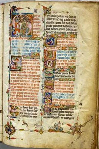 Manuscris - Comanditar: Thomas Altemberger; Codex Altemberger - Muzeul Naţional de Istorie a României - BUCUREŞTI (Patrimoniul Cultural National Mobil din Romania. Ordin de clasare: 2429/30.06.2011 - Tezaur)
