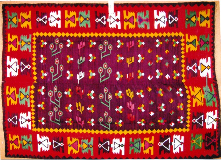 Romanian Carpets