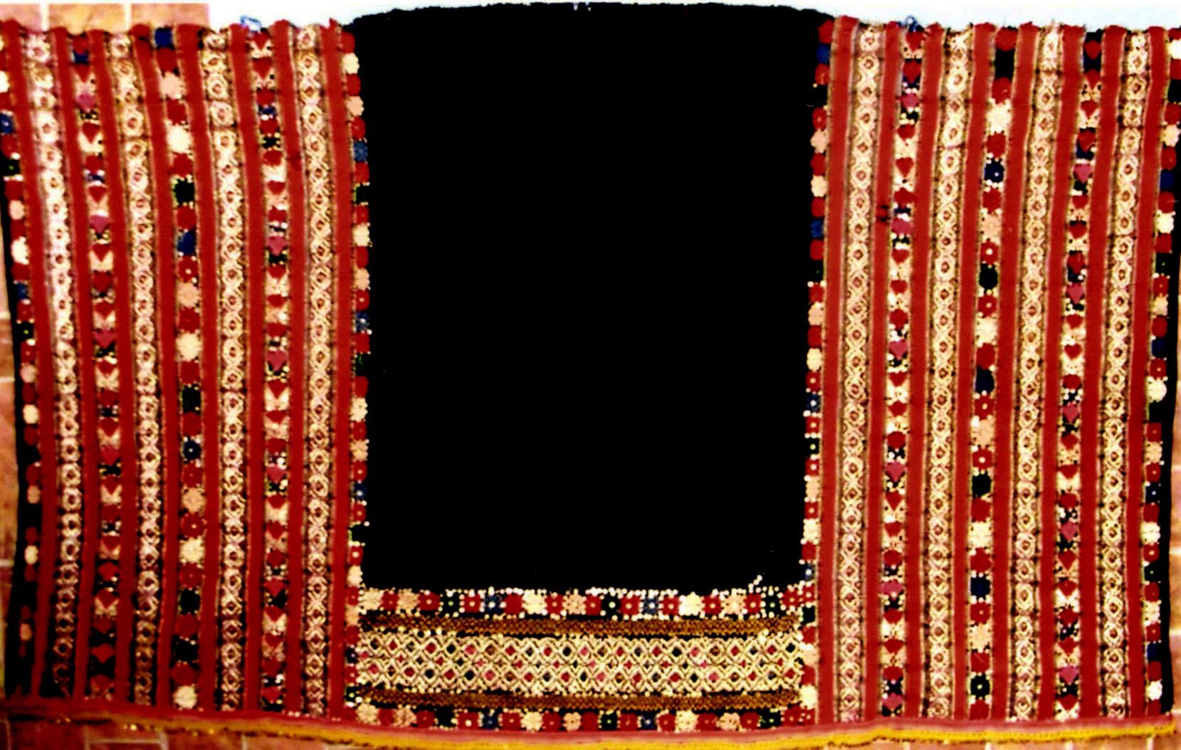 Fotă cu fir - Muzeul Viticulturii şi Pomiculturii - GOLEŞTI (Patrimoniul Cultural National Mobil din Romania. Ordin de clasare: 2879/04.09.2019 - Tezaur)