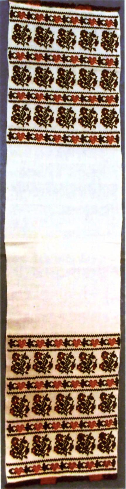 Ştergar; Prosop cu flori - Muzeul Viticulturii şi Pomiculturii - GOLEŞTI (Patrimoniul Cultural National Mobil din Romania. Ordin de clasare: 2879/04.09.2019 - Fond)