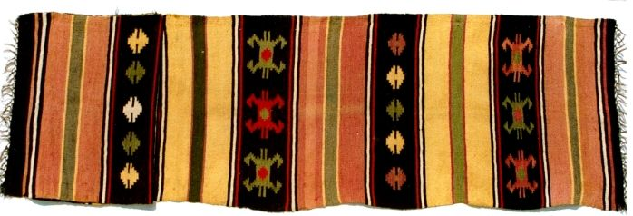 """Covor; Păretar - Muzeul Naţional al Satului """"Dimitrie Gusti"""" - BUCUREŞTI (Patrimoniul Cultural National Mobil din Romania. Ordin de clasare: 2472/09.11.2009 - Fond)"""